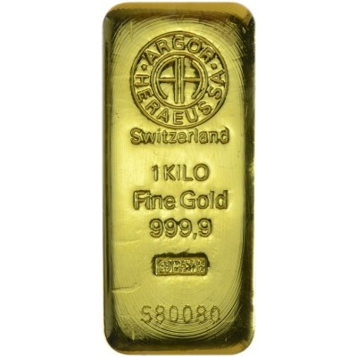 zlatna poluga 1 kg