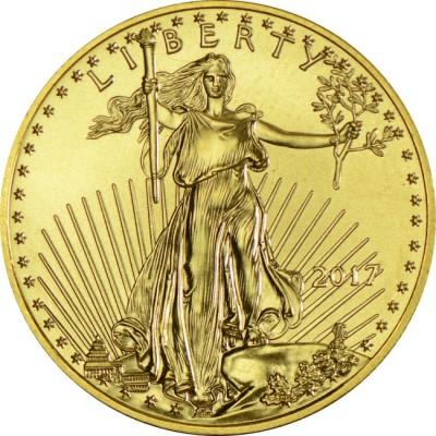Zlatnik američki orao