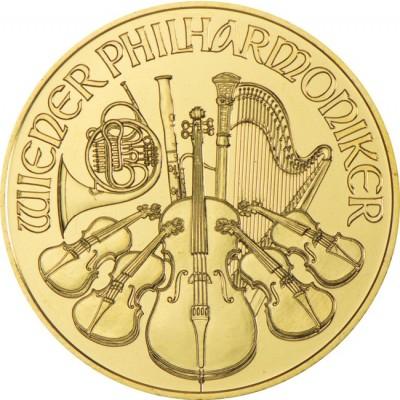 zlatni filharmoničar