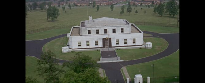 Fort Knox iz zraka