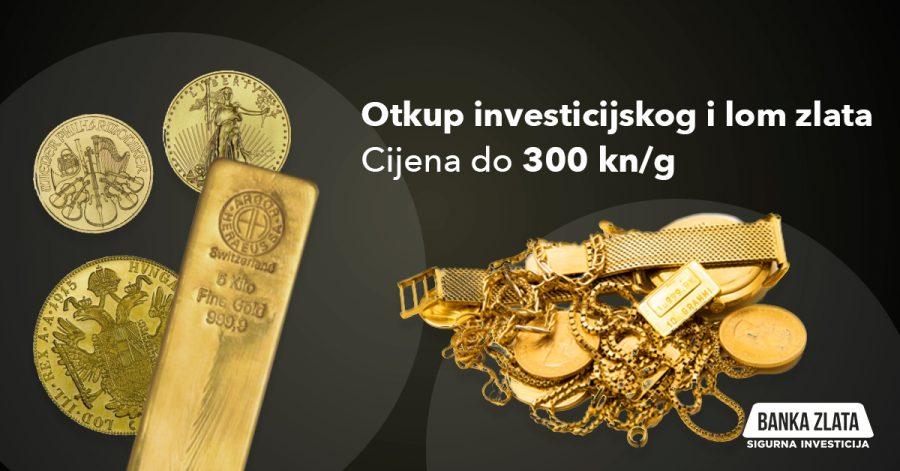 Otkup lom zlata