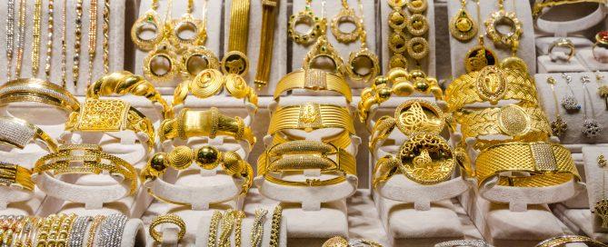 karat zlata nakit u zlatarnici