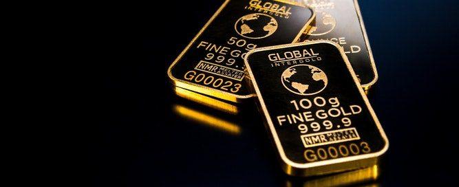 burza zlata male zlatne poluge