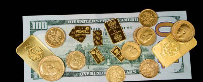 zlatni novac