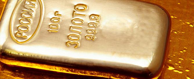 zlato poluga