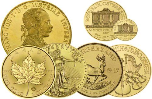 Investicijski zlatnici