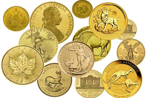 Zlatne Kovanice