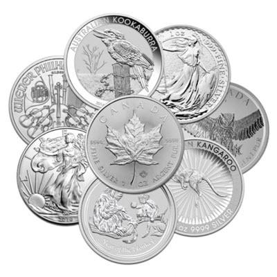 Srebrni kovanci