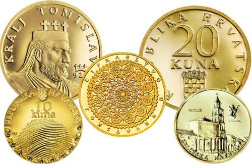 Hrvatski zlatnici