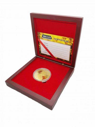 Zlato za poklon - Kutija