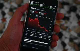 financijski balon dionice