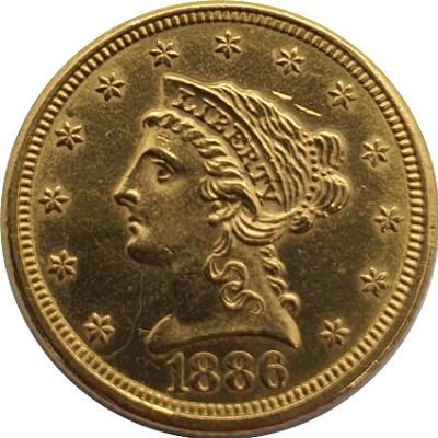 2.5-americkih-dolara-liberty-head-1886-slika