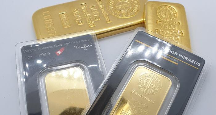 Otkup zlatnih poluga