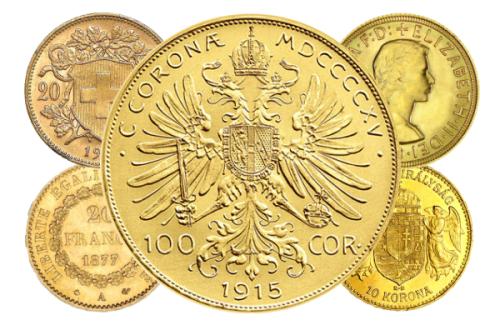 Klasični zlatnici