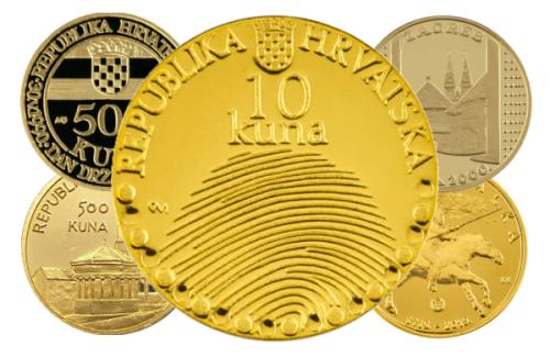 Hrvatski zlatnici (nedostupni)