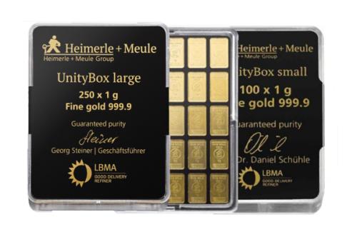 Heimerle+Meule UnityBox & UnityBars - Broj proizvoda u kategoriji: